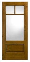 1 Panel 3 Lite EE-01 Knotty Alder